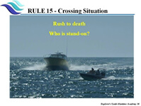 USCG Navigation Rules of the Road