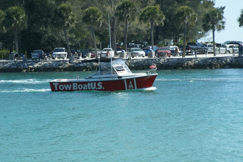 mariners classes, boat towing, boating classes